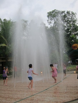 Fountain for the youth